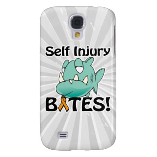 Self Injury BITES Samsung Galaxy S4 Case
