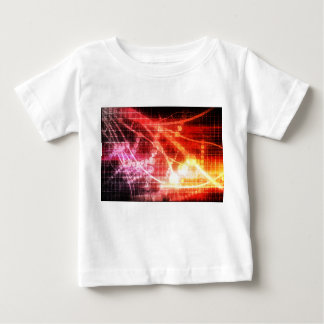 Self Learning Technology Artificial Intelligence Baby T-Shirt