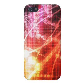 Self Learning Technology Artificial Intelligence Case For iPhone SE/5/5s