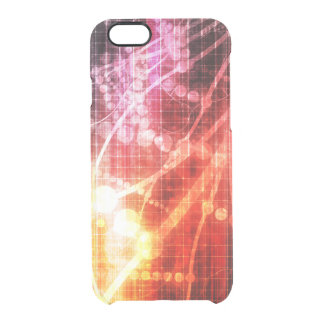 Self Learning Technology Artificial Intelligence Clear iPhone 6/6S Case