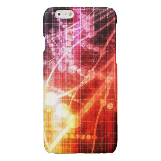 Self Learning Technology Artificial Intelligence Glossy iPhone 6 Case