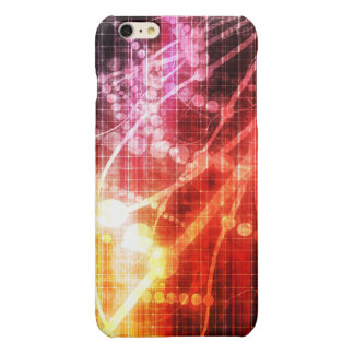 Self Learning Technology Artificial Intelligence Glossy iPhone 6 Plus Case