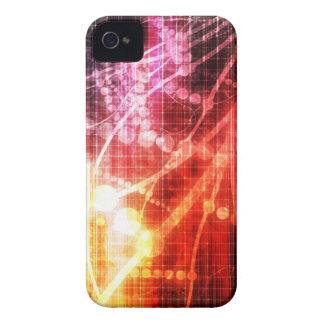 Self Learning Technology Artificial Intelligence iPhone 4 Covers