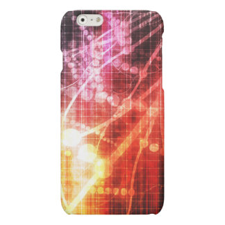 Self Learning Technology Artificial Intelligence Matte iPhone 6 Case