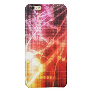 Self Learning Technology Artificial Intelligence Matte iPhone 6 Plus Case