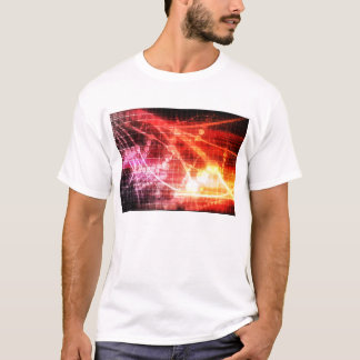 Self Learning Technology Artificial Intelligence T-Shirt