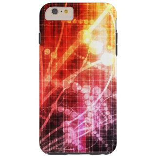 Self Learning Technology Artificial Intelligence Tough iPhone 6 Plus Case