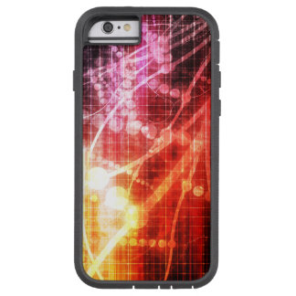 Self Learning Technology Artificial Intelligence Tough Xtreme iPhone 6 Case