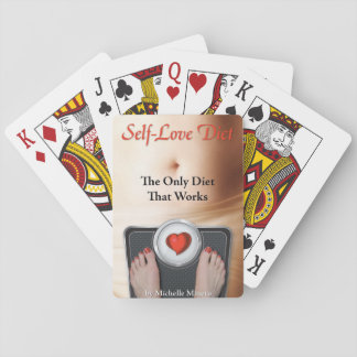 Self-Love Diet Playing Cards