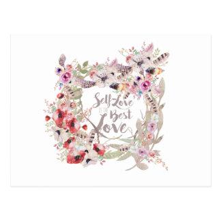 Self- Love Postcard
