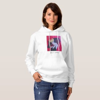 Self Love Pull Over Hoodie