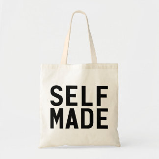 Self Made Independent Tote Bag