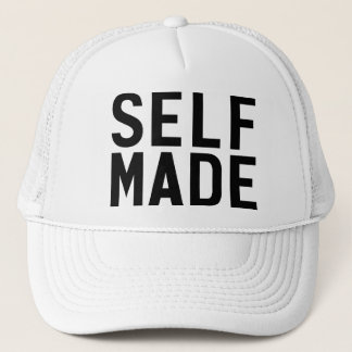 Self Made Independent Trucker Hat