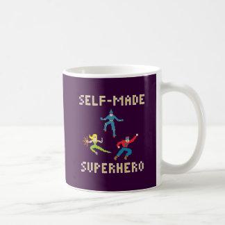 Self-Made Superhero Mug
