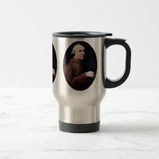Self-Oval By George Stubbs Coffee Mug