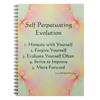 Self Perpetuating Evolution Keys Notebook