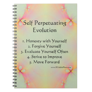 Self Perpetuating Evolution Keys Notebook