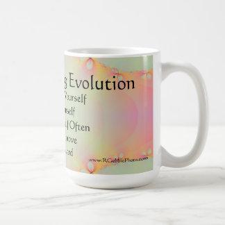 Self Perpetuating Evolution Keys to Success Coffee Mug