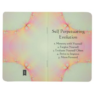 Self Perpetuating Evolution Keys to Success Journal