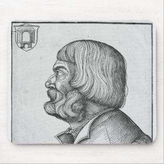 Self portrait, 1527 mouse pad