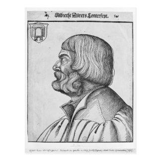 Self portrait, 1527 post cards