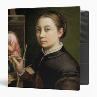 Self portrait, 1556 binder