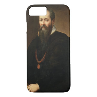 Self Portrait, 1566-68 (oil on canvas) iPhone 8/7 Case