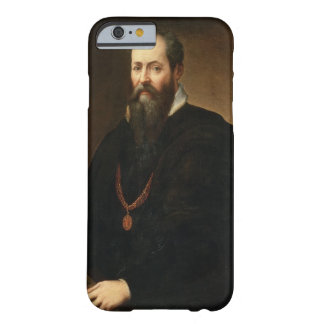 Self Portrait, 1566-68 (oil on canvas) iPhone 6 Case