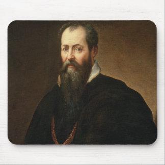 Self Portrait, 1566-68 (oil on canvas) Mouse Pad