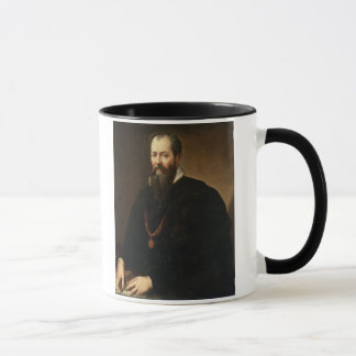Self Portrait, 1566-68 (oil on canvas) Mug