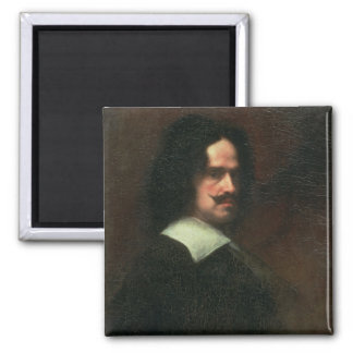 Self Portrait, 1640 (oil on canvas) Magnet