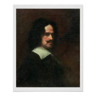 Self Portrait, 1640 (oil on canvas) Poster