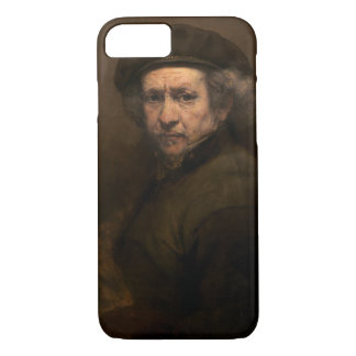 Self-Portrait, 1659 (oil on canvas) iPhone 7 Case