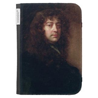 Self Portrait, 1665-70 (oil on canvas) Case For Kindle