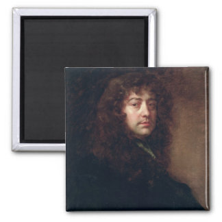 Self Portrait, 1665-70 (oil on canvas) Fridge Magnet