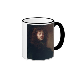 Self Portrait, 1665-70 (oil on canvas) Coffee Mug