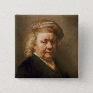 Self Portrait, 1669 Button