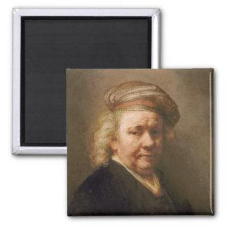 Self Portrait, 1669 Magnet