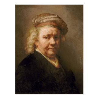 Self Portrait, 1669 Postcards