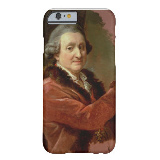 Self Portrait, 1773-87 (oil on canvas) iPhone 6 Case