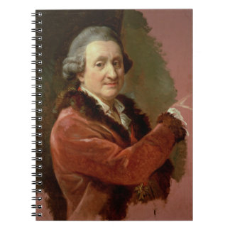 Self Portrait, 1773-87 (oil on canvas) Spiral Note Books