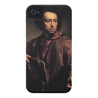 Self Portrait, 1773 (oil on panel) iPhone 4 Case