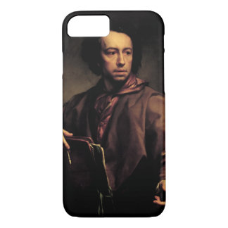 Self Portrait, 1773 (oil on panel) iPhone 8/7 Case
