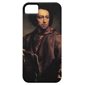 Self Portrait, 1773 (oil on panel) iPhone SE/5/5s Case