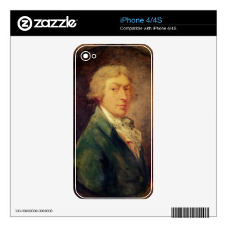 Self Portrait, 1787 (oil on canvas) 2 iPhone 4S Decal