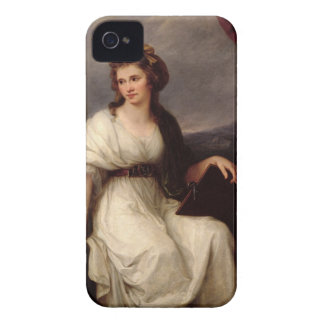 Self Portrait, 1787 (oil on canvas) iPhone 4 Cases