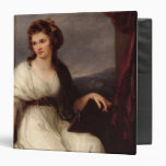 Self Portrait, 1787 (oil on canvas) Vinyl Binders