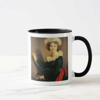 Self Portrait, 1790 (oil on canvas) Mug