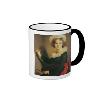 Self Portrait, 1790 (oil on canvas) Coffee Mugs