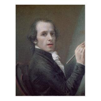 Self Portrait, 1790 Postcard